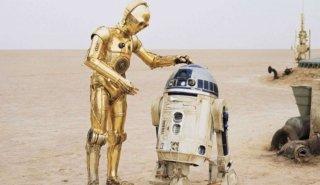 Anthony Daniels nella saga di Star Wars