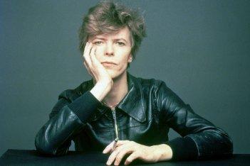 David Bowie in una foto promozionale