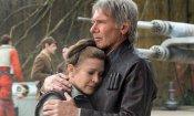 Carrie Fisher: quale sarà il futuro di Leia nella saga di Star Wars?