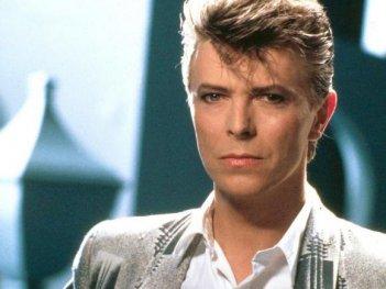 David Bowie in un'immagine di Loving the Alien