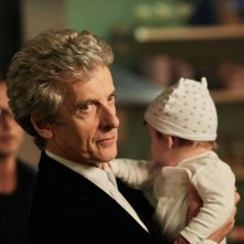 Doctor Who: Justin Chatwin e Peter Capaldi in The Return of Doctor Mysterio