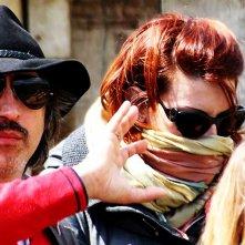 Il mondo magico: il regista Raffaele Schettino sul set del film