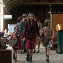 Il viaggio di Fanny: Léonie Souchaud in una scena del film