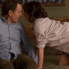 Proprio lui?: Bryan Cranston e Megan Mullally in una scena del film
