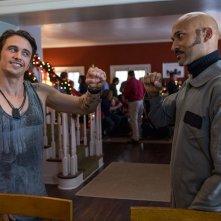 Proprio lui?: James Franco e Keegan-Michael Key in una scena del film