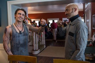 Proprio lui?: James Franco e Keegan-Michael Key in una scena del film