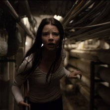 Split: Anya Taylor-Joy in una scena del film