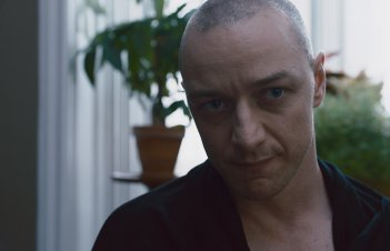 Split: James McAvoy in un'immagine tratta dal film