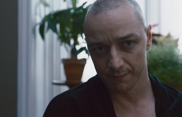 Split: James McAvoy in un'immagine tratta dal film