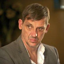 Un Re allo sbando: Peter Van den Begin in una scena del film