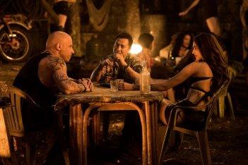 xXx - Il ritorno di Xander Cage: Vin Diesel, Donnie Yen e Deepika Padukone in una scena del film