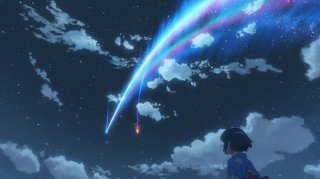 Your name. - Un'immagine del film animato