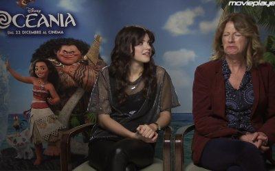Oceania: intervista ad Angela Finocchiaro e Chiara Grispo