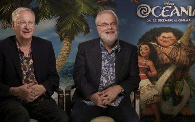 """Oceania, parlano i registi: """"Nel film c'è la vendetta di Sebastian de La Sirenetta"""""""