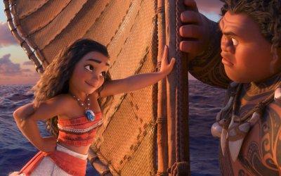 """Oceania, la storia di una """"principessa Disney"""" che guida il suo popolo"""