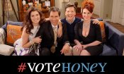 Will & Grace scene about 2016 Election