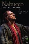 Locandina di The Metropolitan Opera di New York: Nabucco