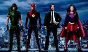 Supergirl, The Flash, Arrow e Gotham da stasera in un'unica serata su Italia 1