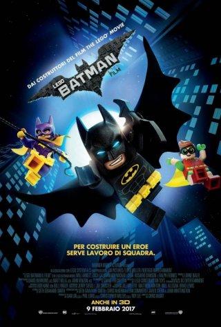 Locandina di Lego Batman - Il film