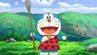 Doraemon Il film: Nobita e la nascita del Giappone - Una scena del film d'animazione