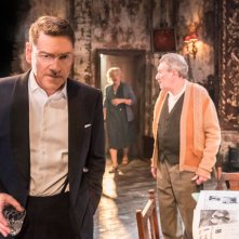 Kenneth Branagh Theatre Company - The Entertainer: Branagh, Greta Scacchi e Gawn Grainger in scena