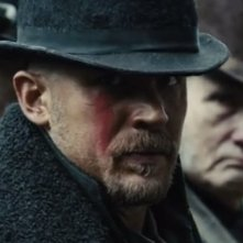 Taboo: il protagonista Tom Hardy