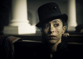 Taboo: Oona Chaplin in una foto della serie