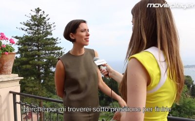 Il GGG - Il Grande Gigante Gentile: Video intervista a Rebecca Hall