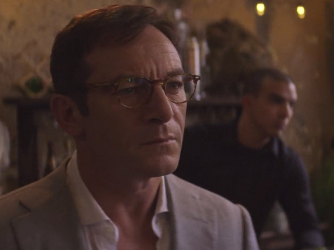 Jason Isaacs As Hunter Hap In The Oapng