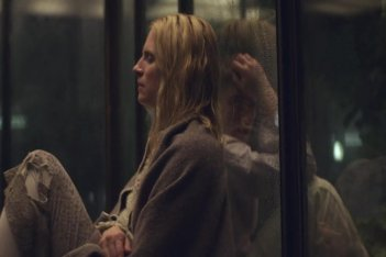 The OA: una foto di Brit Marling