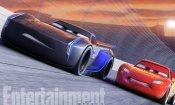 Cars 3: i primi dettagli sui nuovi personaggi del film Disney Pixar