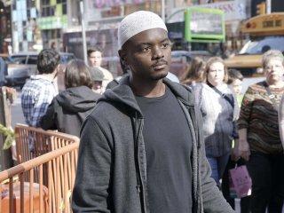 Homeland: l'attore J. Mallory McCree in una foto della serie