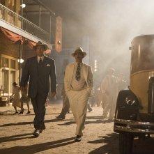 La legge della notte: Ben Affleck e Chris Messina in una scena del film