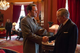 La legge della notte: Ben Affleck e Remo Girone in una scena del film