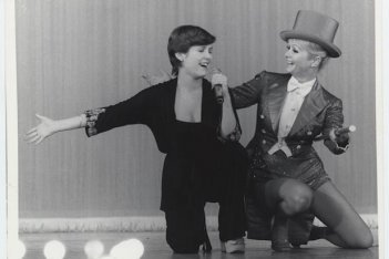 Bright Lights: le attrici Carrie Fisher e Debbie Reynolds