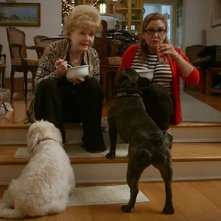 Bright Lights: Debbie Reynolds e Carrie Fisher in una foto del documentario
