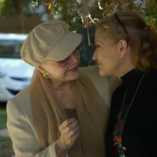 Bright Lights: una foto delle attrici Debbie Reynolds e Carrie Fisher