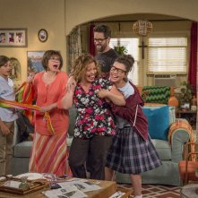 One Day At A Time: una foto dei protagonisti della serie Netflix