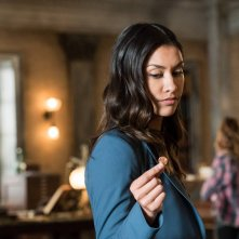 Sleepy Hollow: l'attrice Janina Gavankar nell'episodio Columbia