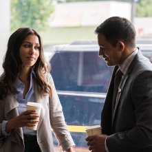 Sleepy Hollow: Janina Gavankar in una foto dell'episodio Columbia