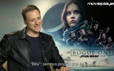 Rogue One: intervista ad Alan Tudyk