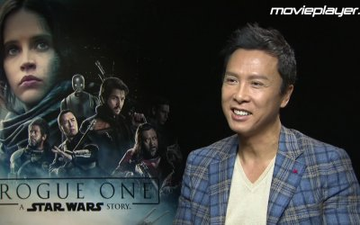 Rogue One: intervista a Donnie Yen