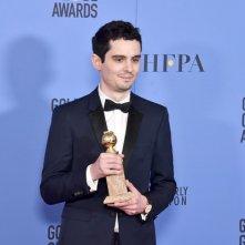 Golden Globes 2017: il regista di La La Land Damien Chazelle