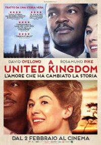 A United Kingdom – L'amore che ha cambiato la storia in streaming & download