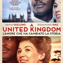 Locandina di A United Kingdom - L'amore che ha cambiato la storia