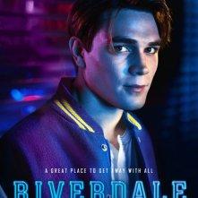Riverdale: un character poster per K.J. Apa