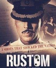Locandina di Rustom