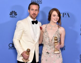 Golden Globes 2017: Ryan Gosling ed Emma Stone premiati per La La Land