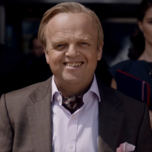 Sherlock: Toby Jones nell'episodio The Lying Detective