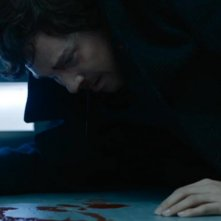 Sherlock: un'immagine di Benedict Cumberbatch in The Lying Detective